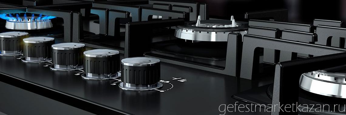 Встраиваемая газовая панель GEFEST СГ СВН 2231-01 К3