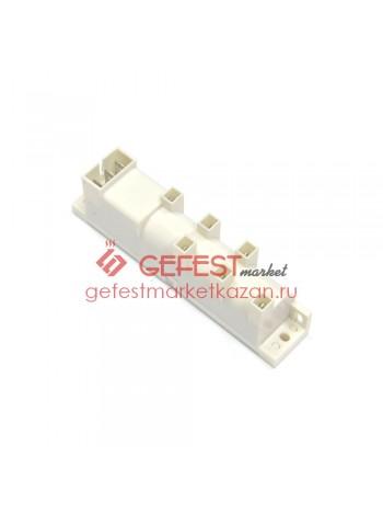 Блок розжига 6-ти для плиты GEFEST (BR 1-5)