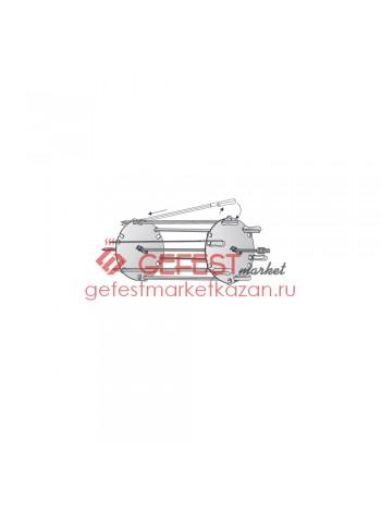 Шашлычница в духовку для плиты GEFEST (3102.02.0.000+3102.00.0.030)