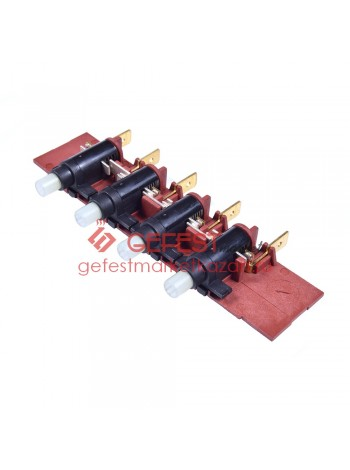 Переключатель режимов для вытяжки GEFEST (ПКН 515)